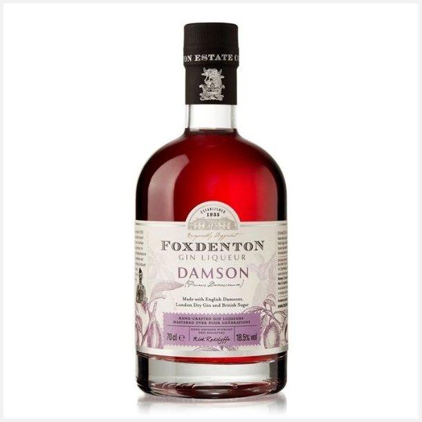 Foxdenton Damson Ginlikør 18,5% alc. 70 cl.