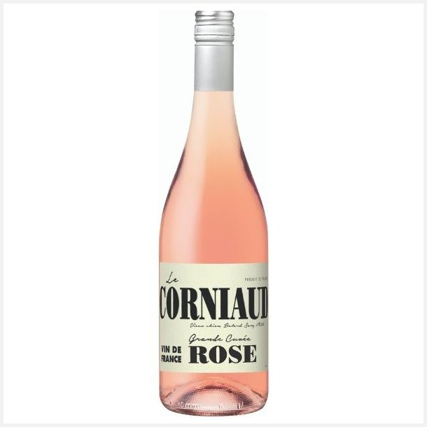 Le Corniaud Rosé 2017 11,5% alc. 75 cl.